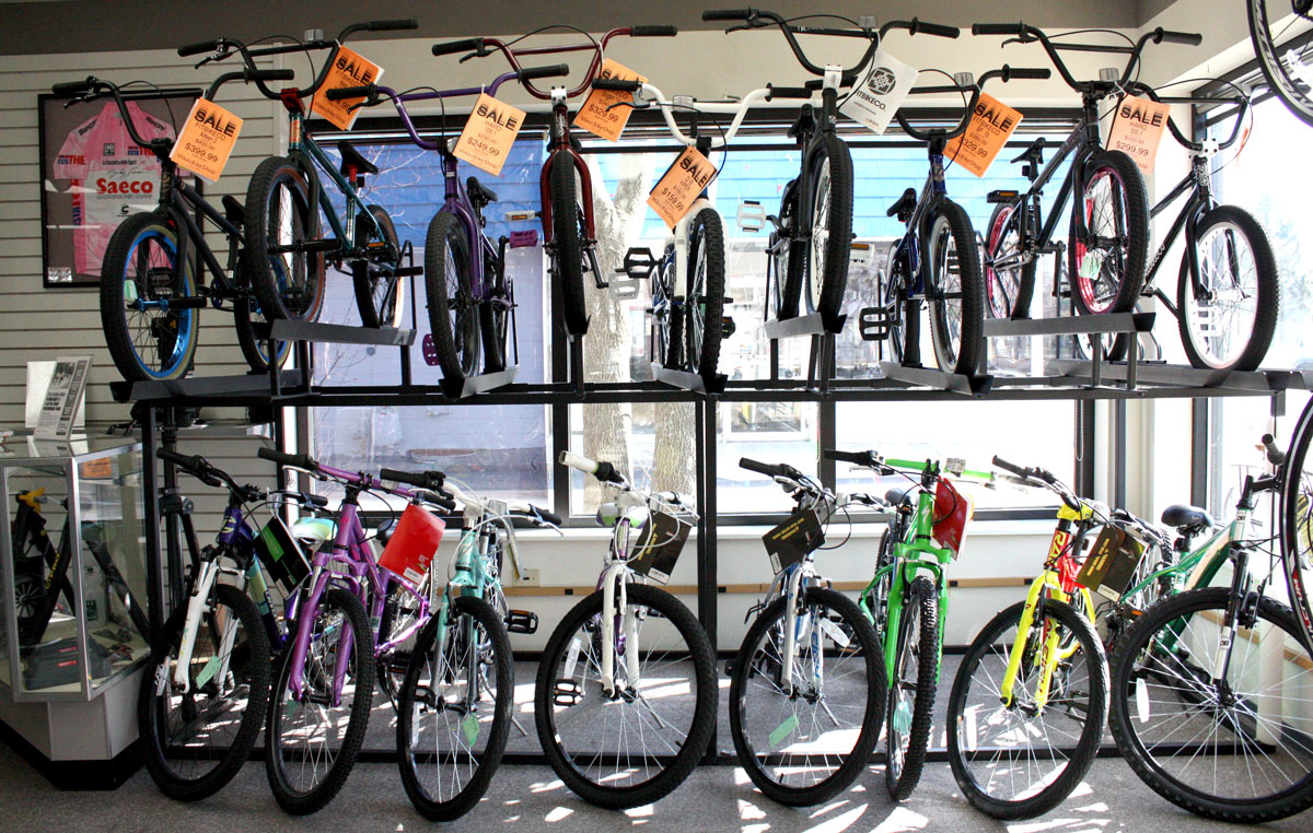 bike mikes Your neighborhood bike shop between uptown and the garden district located at 4411 magazine street, at napoleon open m-f 10-6 sat 10-5.