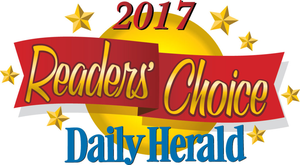 2017 Daily Herald Readers' Choice
